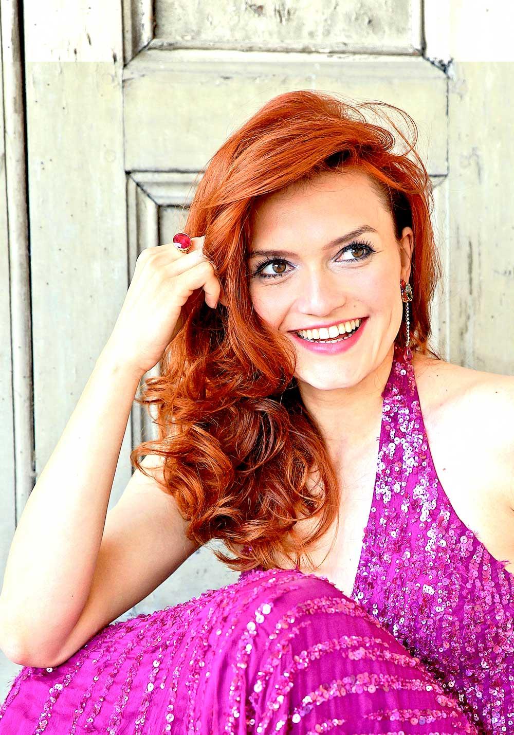 Ekaterina Bakanova - credits Georg List