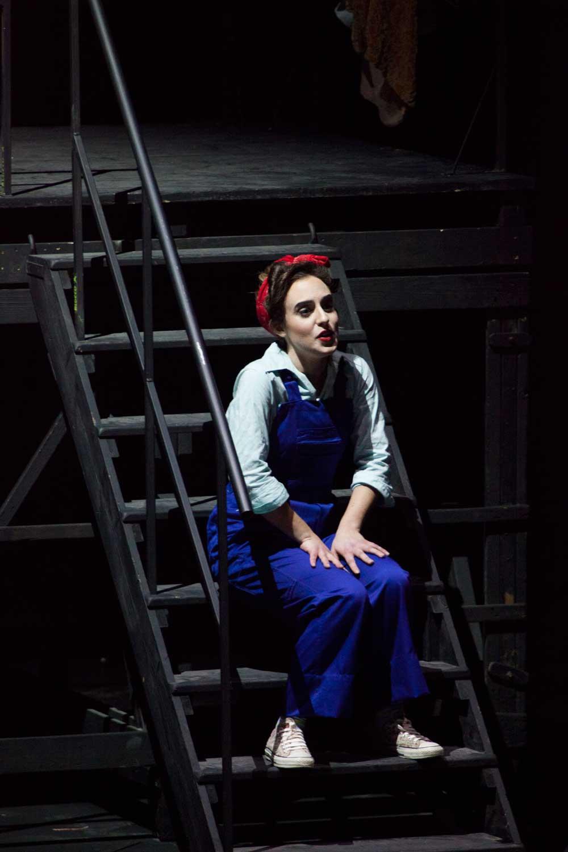 Eleonora Bellocci - Fra diavolo - foto di Pietro Paolini