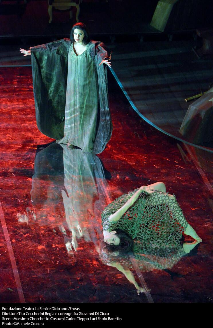 Foto Michele Crosera - Fondazione Teatro La Fenice