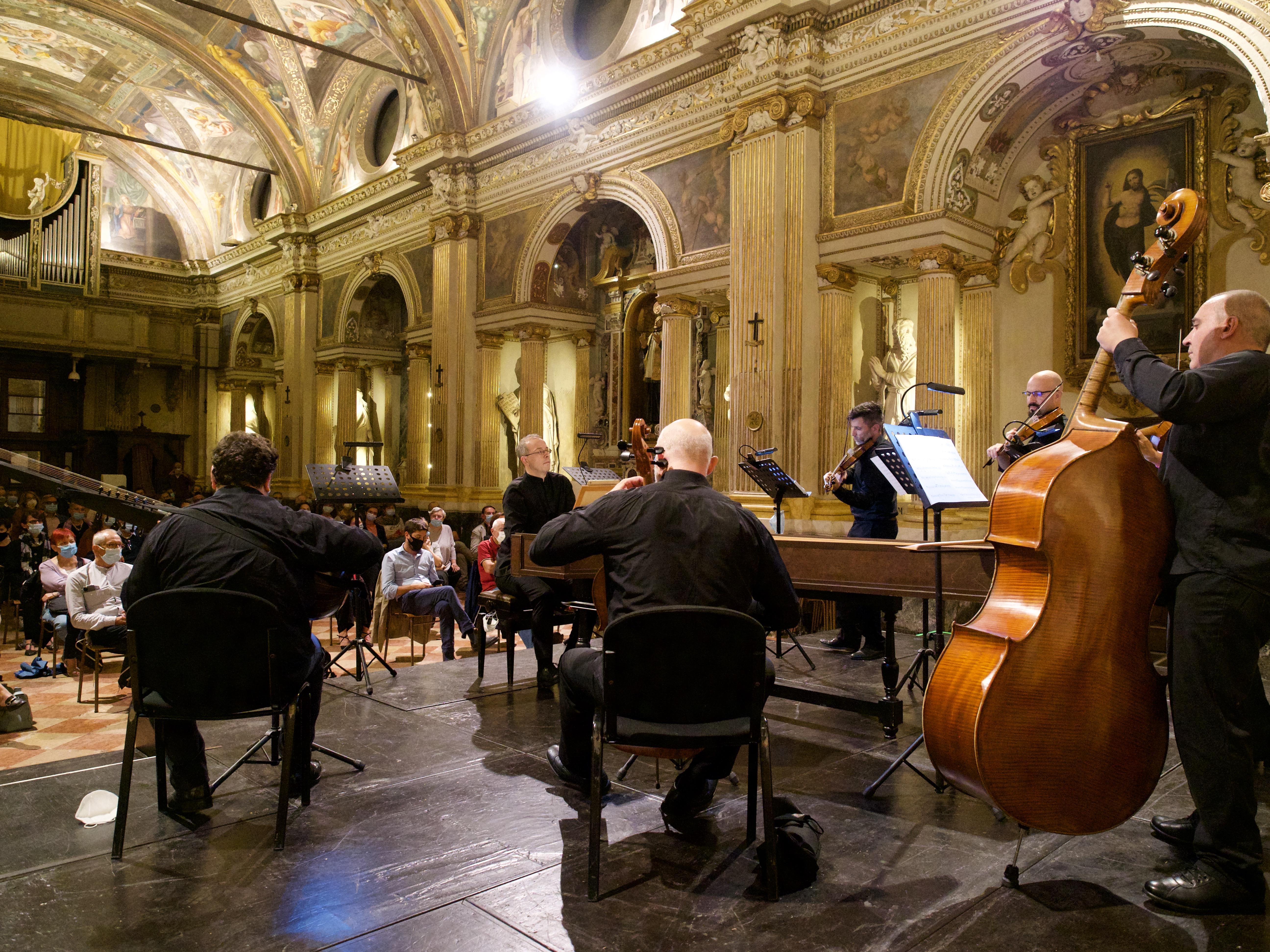 Foto concessa dall'ufficio stampa del Monteverdi Festival